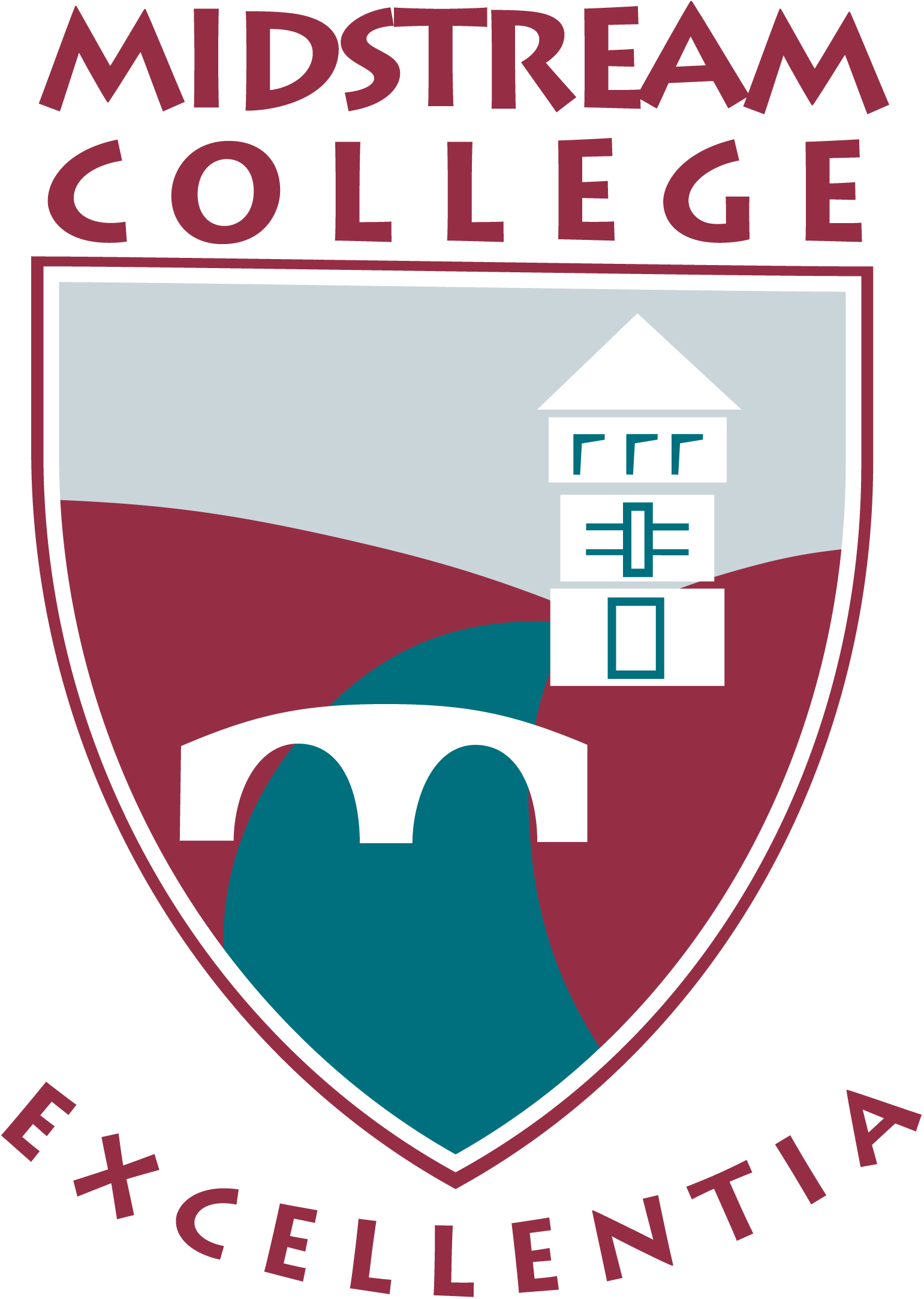 Midstream College Logo